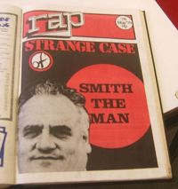 Cyril Smith beats The RAP
