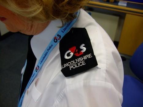 G4S police