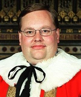 Lord Rennard looking sexy