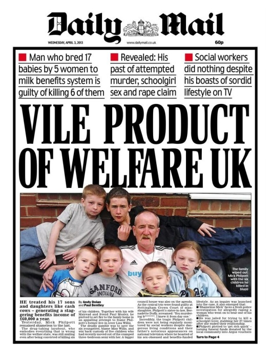 daily mail philpott