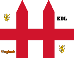EDL fence flag