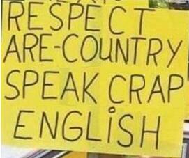 EDL bad spelling