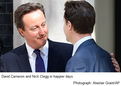 David-Cameron-and-Nick Clegg