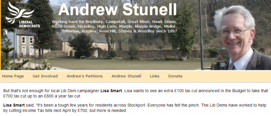 stockport Lib Dems