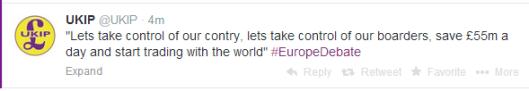 UKIP spelling
