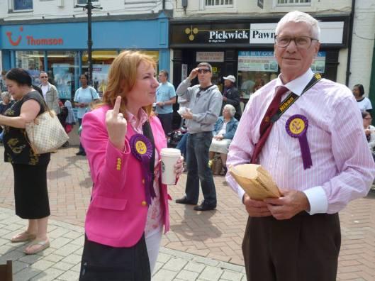 UKIP PR
