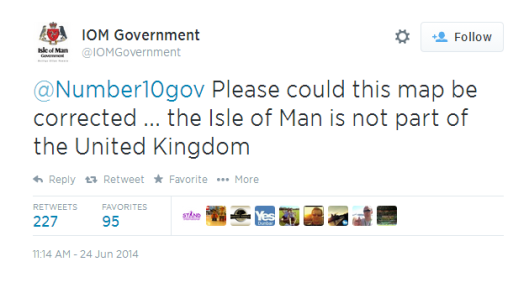 IOM and UK spat 2