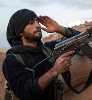 SYRIA-CONFLICT-KURDS