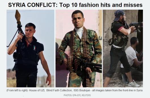 syria fashion hits misses