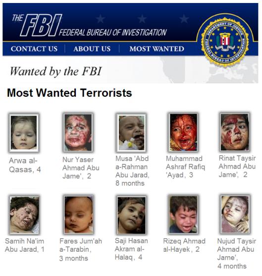 FBI Most wanted terrorists