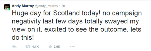 murray indy tweet