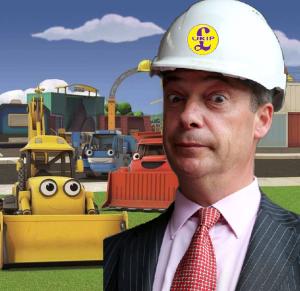 farage bob the builder
