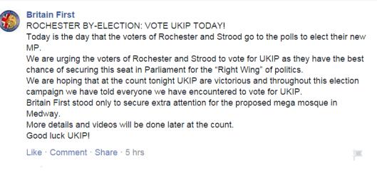 britain first UKIP 1