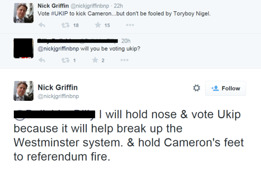 griffin vote UKIP