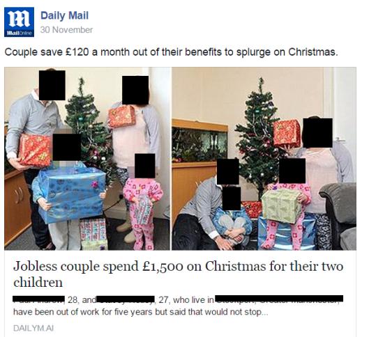Mail lies