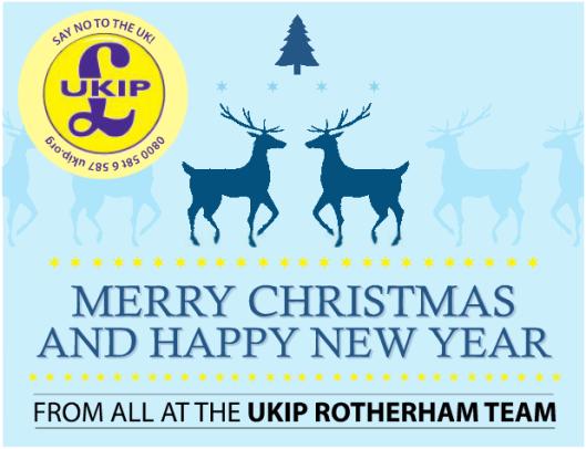 UKIP say no to UK