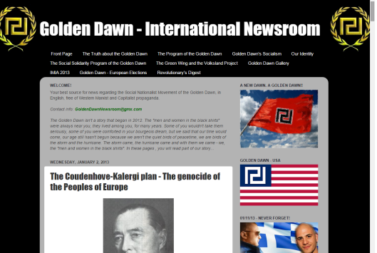 golden dawn UKIP