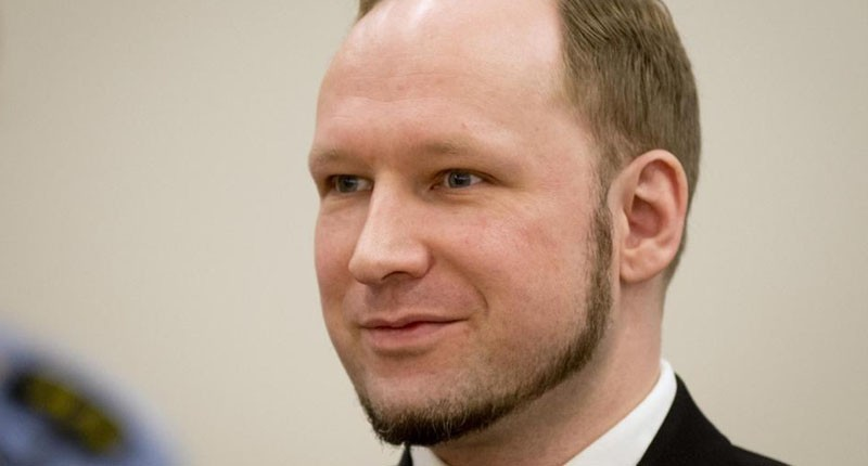 Breivik Photo: Bearded Men MUST Condemn The Violent Extremists In Their