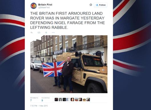 Britian First UKIP