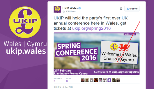 UKIP welsh