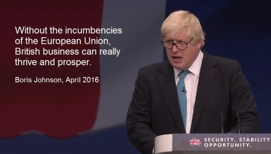 Boris Johnson debate 10