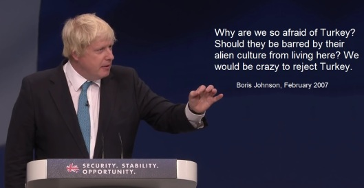 Boris Johnson debate 12