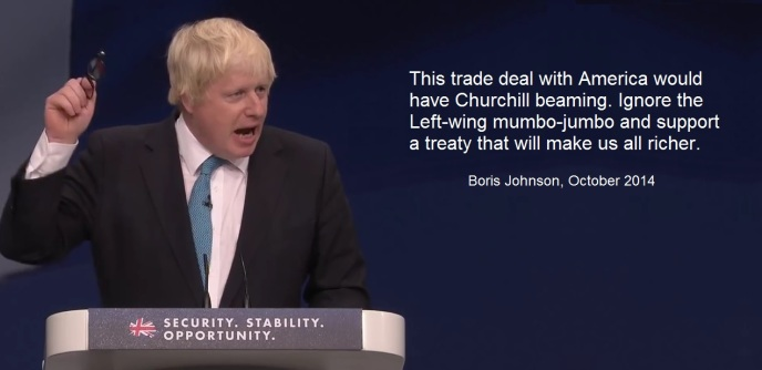 Boris Johnson debate 14