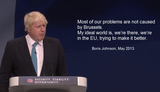 Boris Johnson debate 4