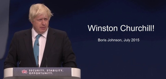 Boris Johnson debate 7