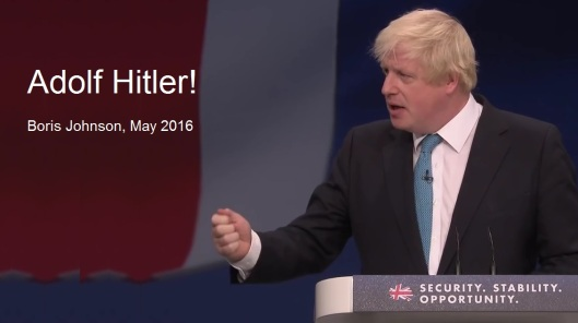 Boris Johnson debate 8