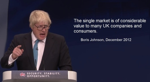 Boris Johnson debate 9