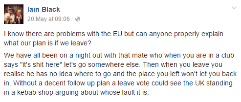 best remain argument