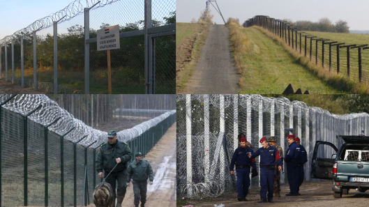 External EU borders
