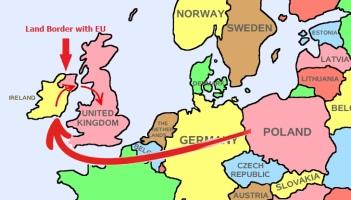 europe map migrant 1