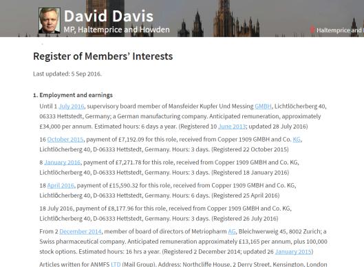 david-davis-interests