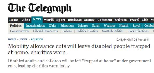 mobility-cuts