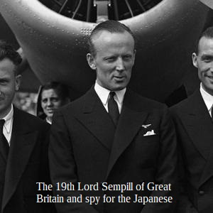 Want a real spy scandal? How about the aristocratic Conservative spy who was NEVER prosecuted?