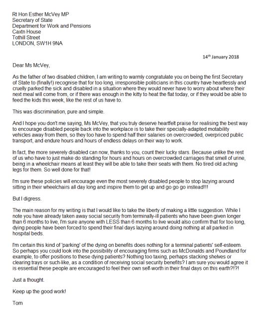letter mcvey